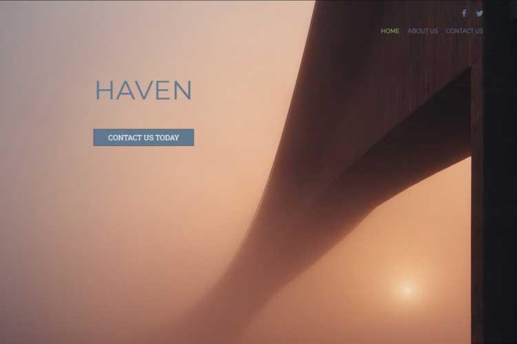 Haven Theme